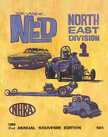 NED 2nd Annual Poster