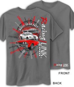 RacingJunk Limited Edition T-Shirt - only 3XL left