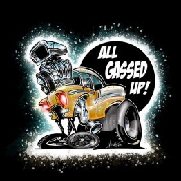 All Gassed Up Shirt