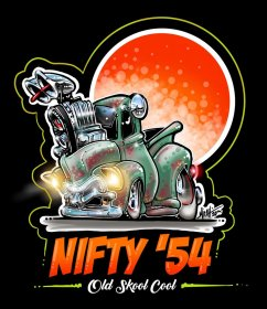 Blown Nifty '54 Shirt