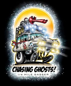 Chasing Ghosts Shirt