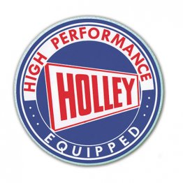 Holley High Performance Decal
