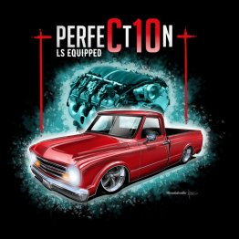 LS Equipped PerfeCt10n Shirt