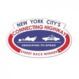 New York City's Connecting Highway Class Winner Decal