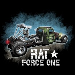 Rat Force One Shirt