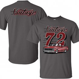 Vintage '72 Chevy C10 Pickup T-Shirt