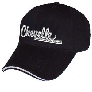Chevelle Script Liquid Metal Hat